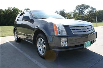 2008 Cadillac SRX for sale in Fort Worth, TX
