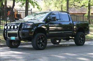 2010 Nissan Titan for sale in Fort Worth, TX
