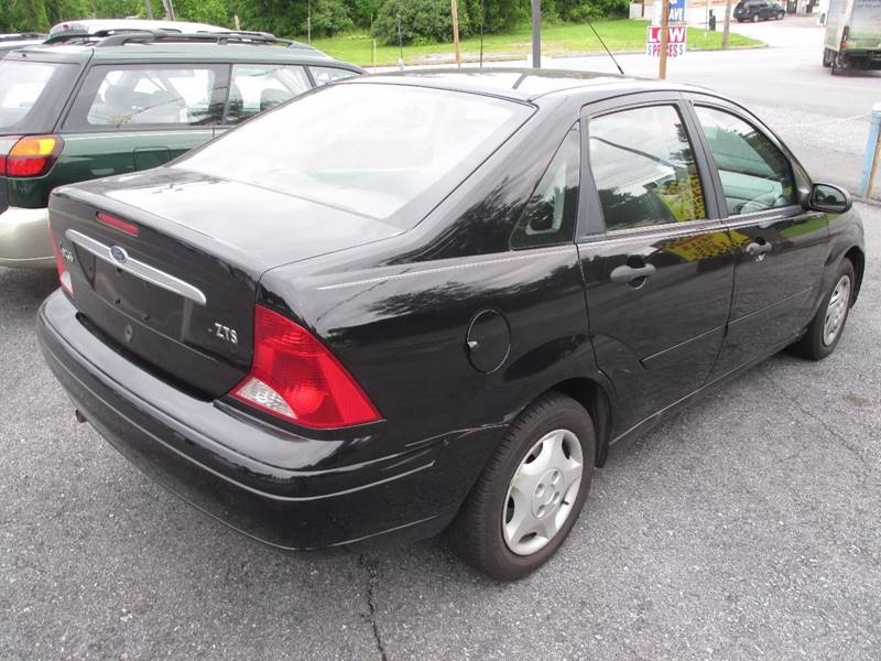 2001 Ford Focus ZTS 4dr Sedan - Etters PA