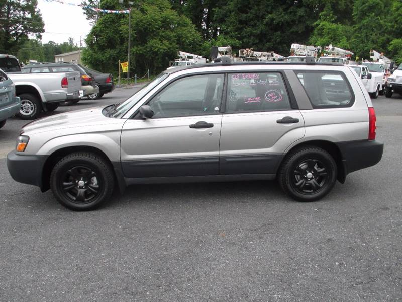 2005 Subaru Forester AWD X 4dr Wagon - Etters PA