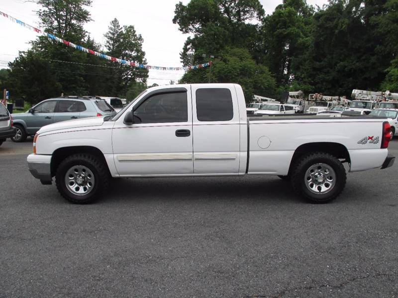 2007 Chevrolet Silverado 1500 Classic LS 4dr Extended Cab 4WD 6.5 ft. SB - Etters PA