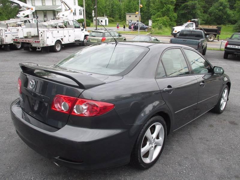 2004 Mazda MAZDA6 s 4dr Sports Sedan - Etters PA
