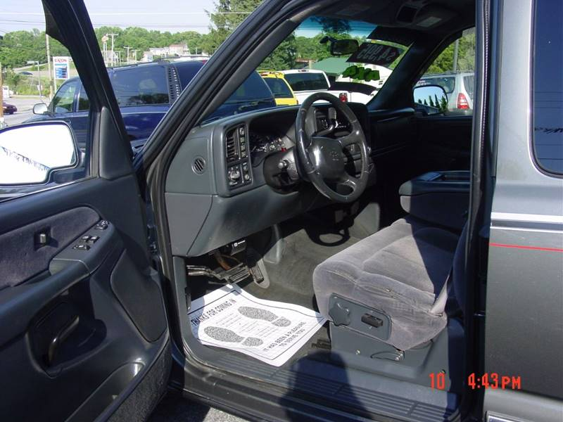 2002 Chevrolet Silverado 1500 4dr Extended Cab LS 4WD SB - Etters PA