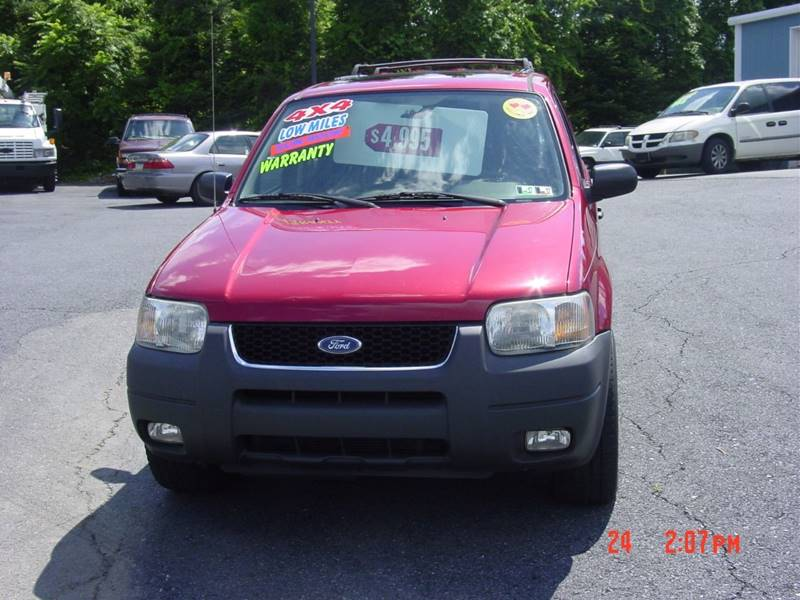 2004 Ford Escape XLT 4WD 4dr SUV - Etters PA