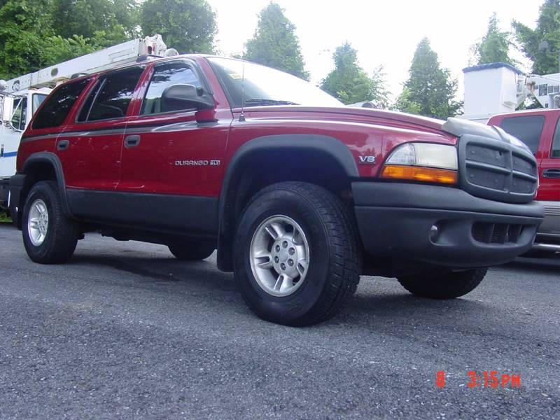 1998 Dodge Durango 4dr SLT 4WD SUV - Etters PA