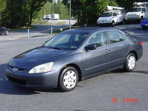 2003 Honda Accord for sale in Etters, PA