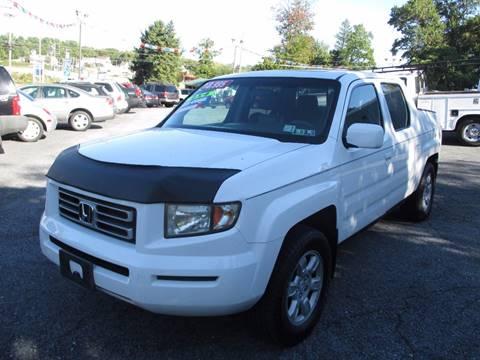 2006 Honda Ridgeline for sale in Etters, PA