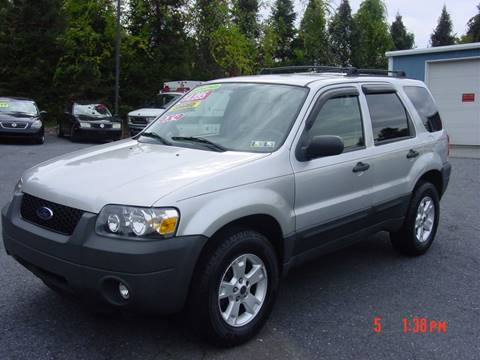 2007 Ford Escape for sale in Etters, PA