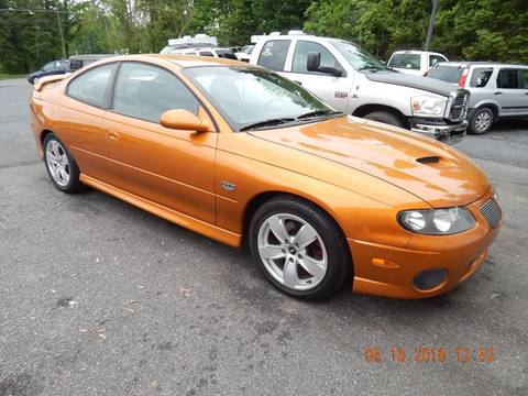 2006 Pontiac GTO for sale in Etters, PA