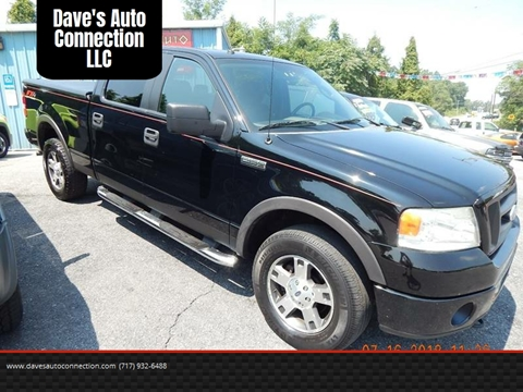 2008 Ford F-150 for sale at Dave's Auto Connection LLC in Etters PA