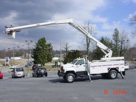 1999 GMC C7500 for sale in Etters, PA