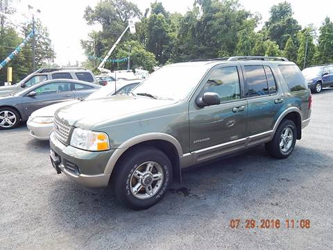2002 Ford Explorer for sale in Etters, PA