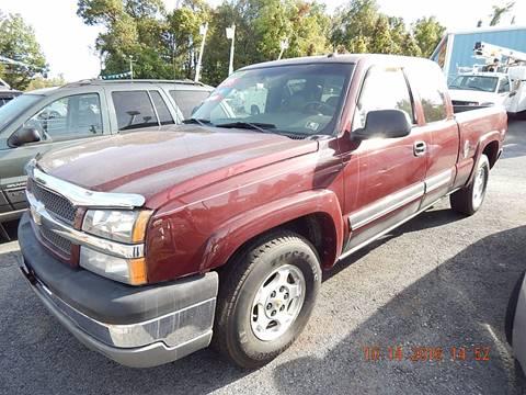 2003 Chevrolet Silverado 1500 for sale in Etters, PA