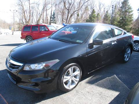 2011 Honda Accord for sale in Etters, PA