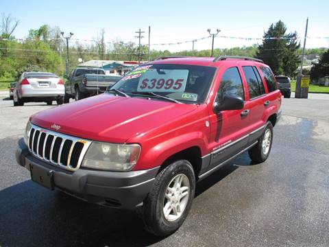 2003 Jeep Grand Cherokee for sale in Etters, PA