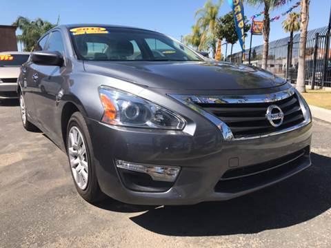 2014 Nissan Altima for sale in Bakersfield CA