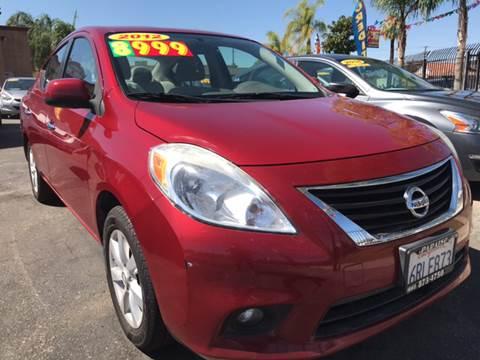 2012 Nissan Versa for sale in Bakersfield, CA