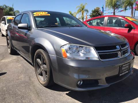2013 Dodge Avenger for sale in Bakersfield CA