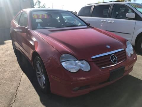 2002 Mercedes-Benz C-Class for sale in Bakersfield CA