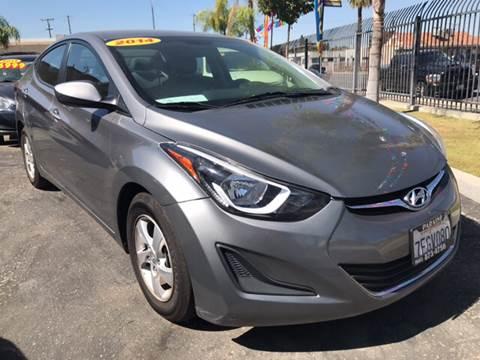 2014 Hyundai Elantra for sale in Bakersfield, CA