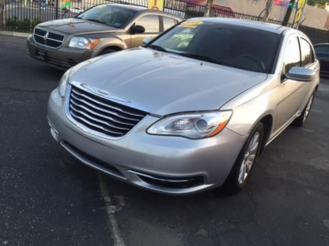 2011 Chrysler 200 for sale in Bakersfield, CA