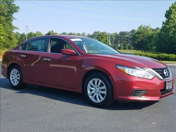 2016 Nissan Altima for sale in Madison, NC