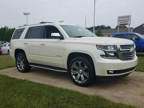 2015 Chevrolet Tahoe for sale in Madison, NC