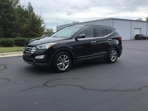 2014 Hyundai Santa Fe Sport for sale in Madison, NC