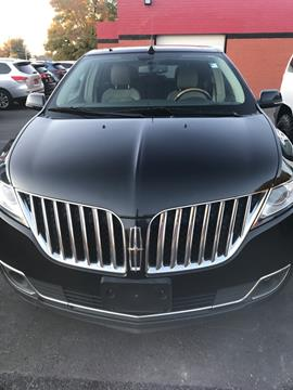 2015 Lincoln MKX for sale in Madison, NC