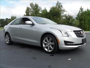 2015 Cadillac ATS for sale in Madison, NC