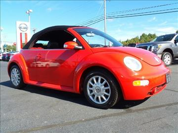 2004 Volkswagen New Beetle for sale in Madison, NC
