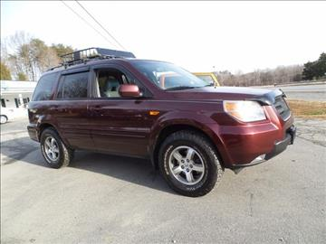 2008 Honda Pilot for sale in Madison, NC