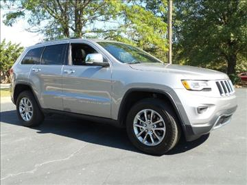 2016 Jeep Grand Cherokee for sale in Madison, NC