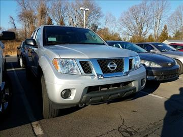 2016 Nissan Frontier for sale in Madison, NC