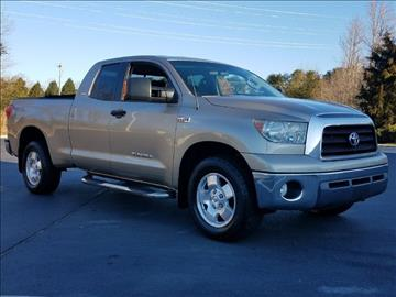 2007 Toyota Tundra for sale in Madison, NC