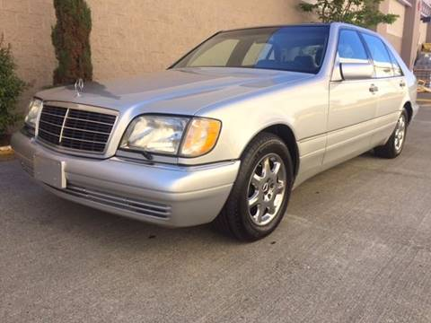 1998 Mercedes-Benz S-Class for sale in Tacoma, WA