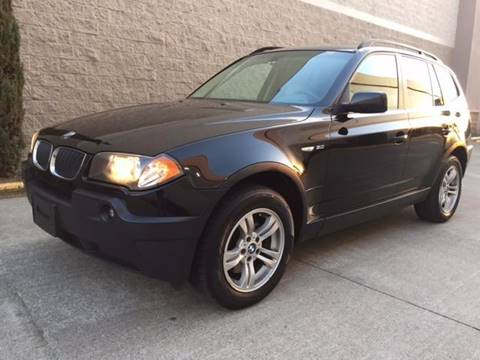 2004 BMW X3 for sale in Tacoma, WA