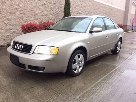 2002 Audi A6 for sale in Tacoma, WA