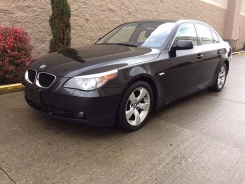 2004 BMW 5 Series for sale in Tacoma, WA