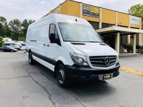 2014 Mercedes-Benz Sprinter Cargo for sale at Royal Motors Inc in Kent WA