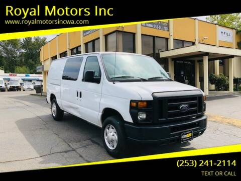 2013 Ford E-Series Cargo for sale in Kent, WA