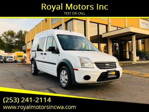 2012 Ford Transit Connect for sale in Kent, WA