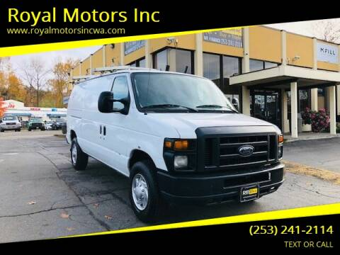 2010 Ford E-Series Cargo for sale in Kent, WA