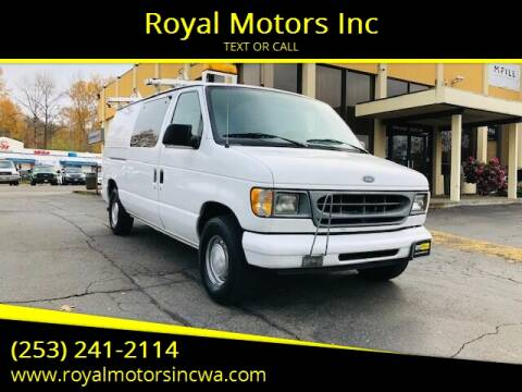 1999 Ford E-150 for sale in Kent, WA