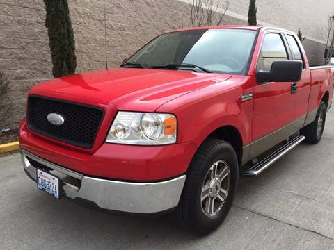 2006 Ford F-150 for sale in Tacoma, WA