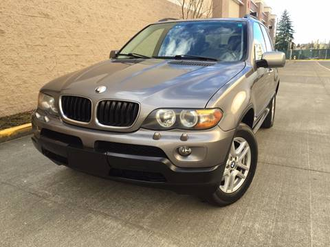 2004 BMW X5 for sale in Tacoma, WA