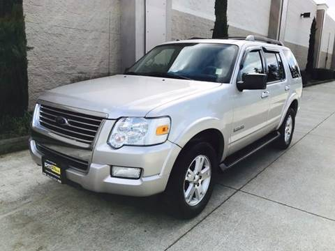2008 Ford Explorer for sale in Tacoma, WA
