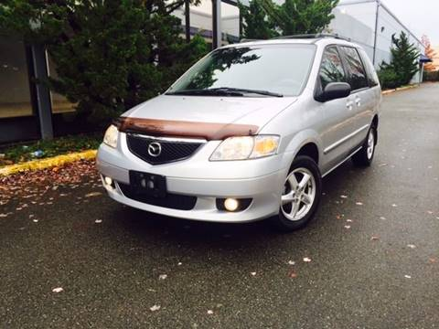 2002 Mazda MPV for sale at Royal Motors Inc in Kent WA