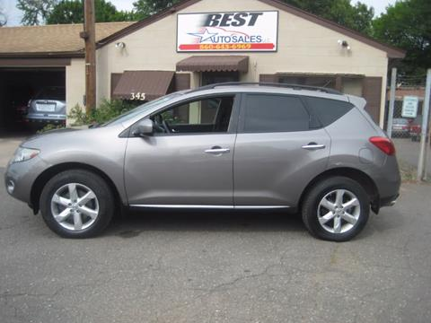 2009 Nissan Murano for sale in Manchester CT
