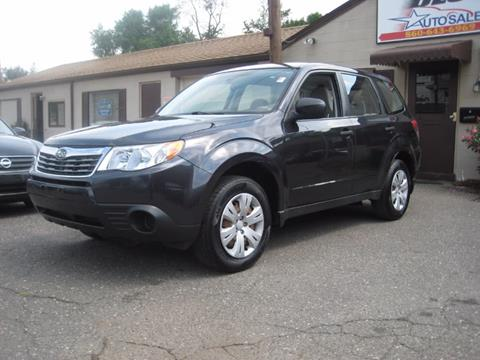 2009 Subaru Forester for sale in Manchester, CT